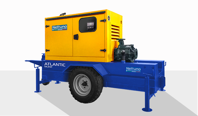 Atlantic motorpump