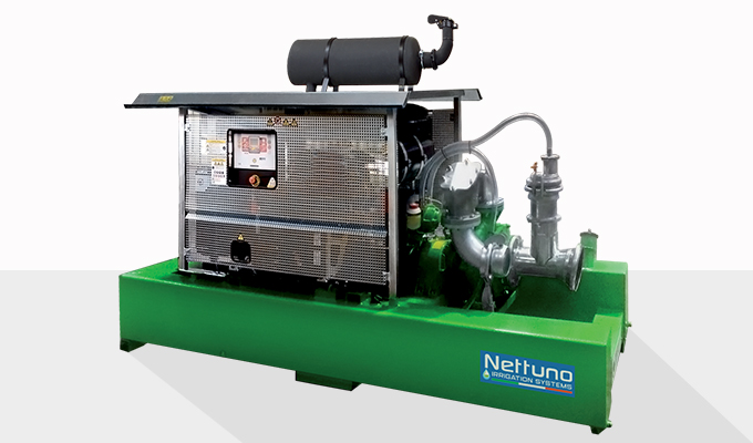 Nettuno Slurry motorpumps